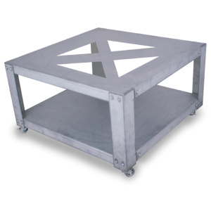 32″ SQUARE 18″ HIGH STAND